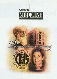 CMS Magazine 150th Cover