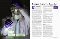 Chicago's Coronavirus Connection