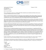CMS again urges Governor Pritzker to veto Prejudgment Interest Bill