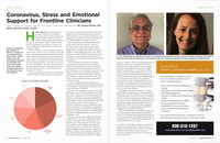 Coronavirus, Stress and Emotional Support for Frontline