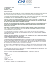 Prejudgment Interest Letter to the Governor